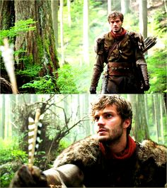 Once Upon a Time | The Huntsman. No matter how much Regina changes, I don't think I will ever forgive her for killing him...