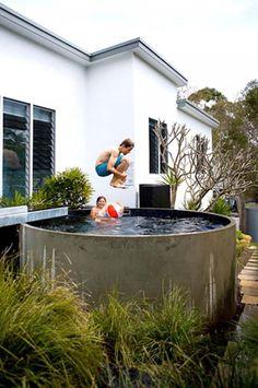 28 Erfrischende Tauchbecken, die geradezu verträumt sind - Besten Haus Dekoration