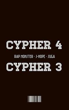 Cypher (BTS) - Naju ❤