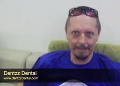 A very happy patient from Canada shares about his delightful experience at Dentzz. He talks about the treatment and professionalism of dentists at Dentzz http://dentzz.ca/projects/patient-from-canada-expresses-his-views-about-dentzz-dental/