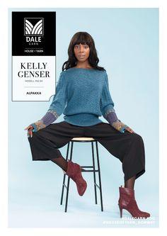 DG350-04 Kelly genser