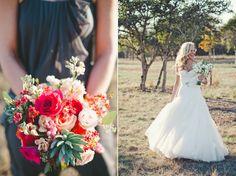 I wish I lived in Austin so Nouveau Romantics could design my wedding. Bridesmaid Bouquet White, Summer Wedding Bouquets, Wedding Colors, Pink Bouquet, Flower Bouquets, Sister Wedding, Wedding Bride, Fall Wedding, Wedding Decor