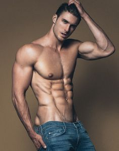 Tantalizing Torsos! Check Out My New Blog: FACES OF MEN!