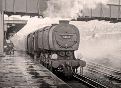 Southern Trains, Southern Railways, British Rail, Steam Locomotive, North Yorkshire, Shutter Speed, Engine, Centre, 1960s