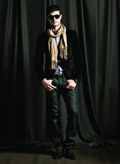 LOOKBOOK HOMBRE INVIERNO 12 - via http://bit.ly/epinner