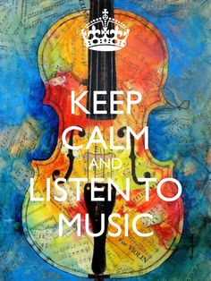 KEEP CALM AND LISTEN TO MUSIC - KEEP CALM AND CARRY ON Image Generator