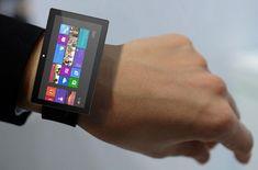 El reloj inteligente de Microsoft está en camino