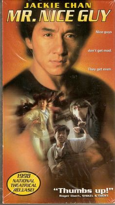 Mr. Nice Guy (1998) good movie, especially if you like Jackie Chan which I do.