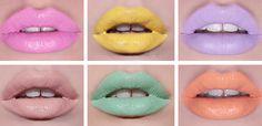 Pastel Lipst