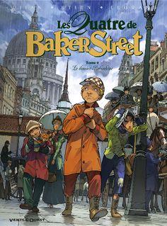 Resultado de imagen para Los Cuatro de Baker Street, Legrand, Djian y Letien