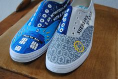 I need these Doctor Who Sherlock Holmes shoes