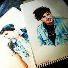 They can draw Zayn!!!>> Sure took long enough!