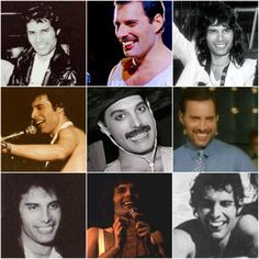 Smiling Freddie for you all...