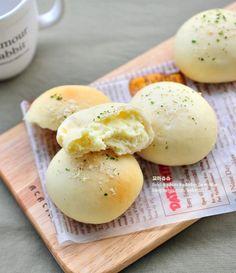 뽀얗고 순수한 크림치즈빵 만들기(전국3대 빵집 인기메뉴 따라잡기) : 네이버 블로그