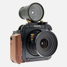 Alpa Large Format Camera