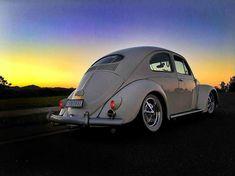 Sunset Vw bugg!