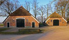 Haarle, boerderij op het landgoed Sprengenberg