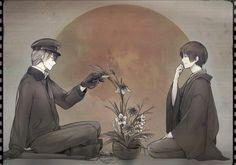 America and Japan (Hetalia)