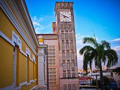 Biblioteca Estevão de Mendonça e Catedral de Cuiabá (2011) | Flickr - Photo Sharing!