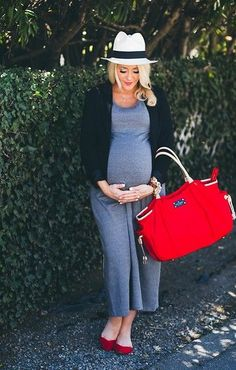 pregnant fashion, cool grey and red style for mommy-to-be, For Kids https://www.amazon.com/Painting-Educational-Learning-Children-Toddlers/dp/B075C1MC5T
