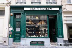 Ensor Museum, Oostende (Belgium)