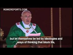 (Sun, Jun 16, 2013) Pope's Angelus: Say 'yes' to life!