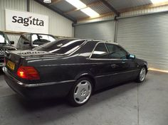 1996 Mercedes-Benz S Class 6.0 S600 2dr Rare 600 Coupe+Stunning ++ Petrol DERBY - Top Marques