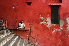 https://flic.kr/p/b9Ynvp | @ Varanasi - India