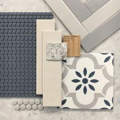 Bathroom Remodel Soft blue greys, texture and pattern. Just a few of our favourites this month. Soft blue greys, texture and pattern. Just a few of our favourites this month. look out for our April newsletter with the latest products… Home Renovation, Home Remodeling, Kitchen Remodeling, Bathroom Renovations Melbourne, Basement Renovations, Home Projects, Home Improvement, House Styles, Kitchen Wood