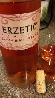 Think Pink, Think Merlot, Think Slovenia: Erzetič Damski Rosé