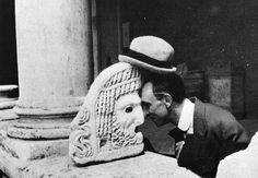 je t'ai à l'œil ... - 1bohemian:   Le Corbusier, Portrait, 1907
