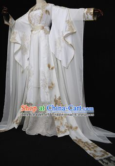 Traditional Chinese Imperial Court Dress Asian Clothing National Hanfu Costume…