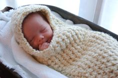 Every Baby Needs a Cocoon.