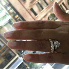 Wedding Nails, Wedding Rings, Wedding Band, Dream Engagement Rings, Engagement Nails, Nagel Gel, Ring Verlobung, Diamond Are A Girls Best Friend, Nails Inspiration