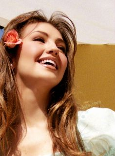 Gorgeous Redhead, Beautiful Smile, Beautiful Women, Thalia Sodi Collection, Mexican Actress, Actor Photo, Beautiful Celebrities, Red Hair, Beauty Hacks