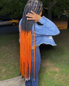 Box Braids Hairstyles For Black Women, Braids Hairstyles Pictures, Twist Braid Hairstyles, Black Girl Braids, Braided Hairstyles For Black Women, African Braids Hairstyles, Braids For Black Hair, Hairstyle Pics, Braids With Beads