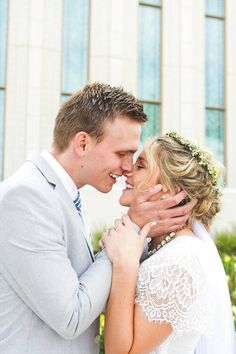Wedding pictures. Gilbert temple.