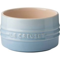 Buy Le Creuset Stoneware Stackable Ramekin, Almond from our Ramekins range at John Lewis & Partners. White Gloss Kitchen, Le Creuset Stoneware, Pyrex, Almond, Kitchenware, Coastal, Mint, Decor