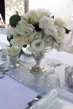 Breakfast at tiffanies themed bridal shower. I love this!