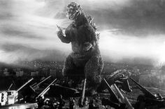 LOOKING BACK ON 60 YEARS OF GODZILLA BEFORE HE TEARS DOWN THE CITY AGAIN IN 2014  http://www.digitaltrends.com/gaming/force-nature-man-rubber-suit-back-look-back-60-years-godzilla-king-monsters/