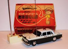 BANDAI Toy Car Sold for  $1,200.00