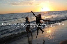 Yep! We never go thru anything alone (: @Amandagomez