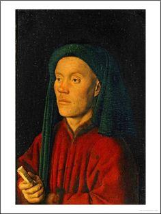 Portrait of a Young Man, 1432, Guillaume Dufay (vers 1400-1474) - Jan van Eyck - Fils de Marie Du Fayt et d'un prêtre inconnu. Grand compositeur français du 15eme siècle, issu de l'école dite franco-flamande, alors très célèbre.