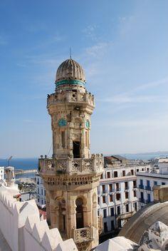 Ketchaoua Mosque, Algiers, Algeria