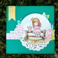 """You are so special "" Dreamerland crafts rubberstamps #로이공작소 #stamp #stamping #cardmaking #핸드메이드카드 #스탬프카드 #수제카드 #원데이클래스 #수채화 #일러스트 #로이공작소 #stamps"