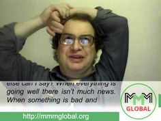 MMM Global, weekly news from Sergey Mavrodi  (2015.08.19) 这是一个非常伟大的平台,每天只需要做一个简单的网络任务,30天就可以获得100%的收益,太棒了!!!让我们一起参与一起去改变世界吧!!!