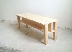 Picture of Easy to make bench
