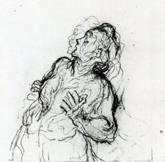 Image result for honore daumier drawings