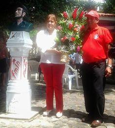 Cuba, la Isla Infinita: Cubanos y salvadoreños recordaron aniversario de la caída en combate del Che Guevara (+video)