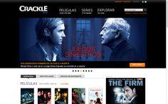 Entra a www.crackle.com.co allí encontrarás películas online en Español gratis! - Sony Pictures Colombia - @cineencolombia - @sonypicturescol - www.sonypictures.com.co - www.facebook.com/sonypicturescol